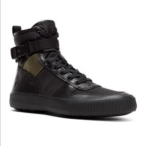Combat Lace-Up Boot